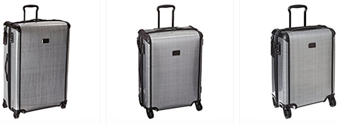 Select TUMI Luggage Over 50% Off At Amazon UK