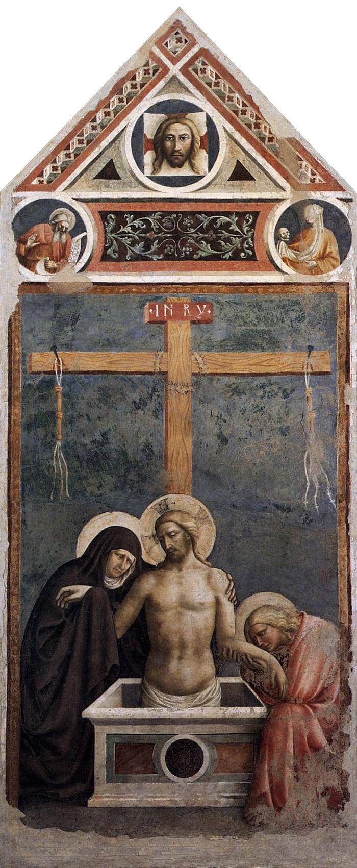 Arte in Toscana  Masolino da Panicale  Museo della