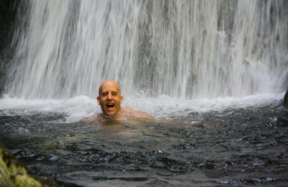 Goldstream Park Victoria, Vancouver Island waterfalls, Goldstream, Niagara Waterfall Goldstream