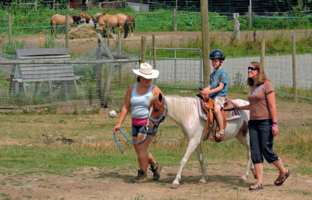 Tiger Lily Farm Pony Ride