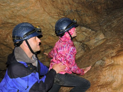 Horne Lake Caves, Horne Lake, Family Tours