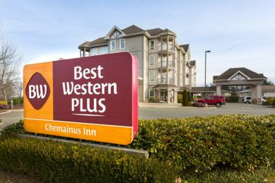 Best Western Plus Chemainus Inn, Chemainus Hotel