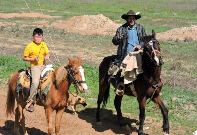 Mexico horseback