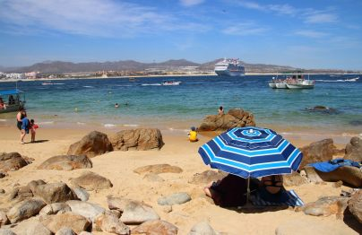 Carnival Cruise, Cannery Beach, Cabo Cannery Beach