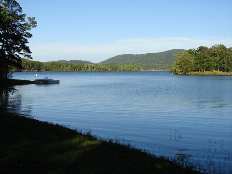 Lake Ouachita in Western Arkansas  Traveling Kings