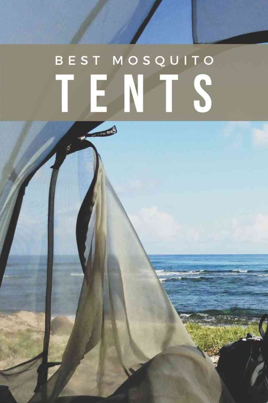 Best Popup Mosquito Tents for Camping