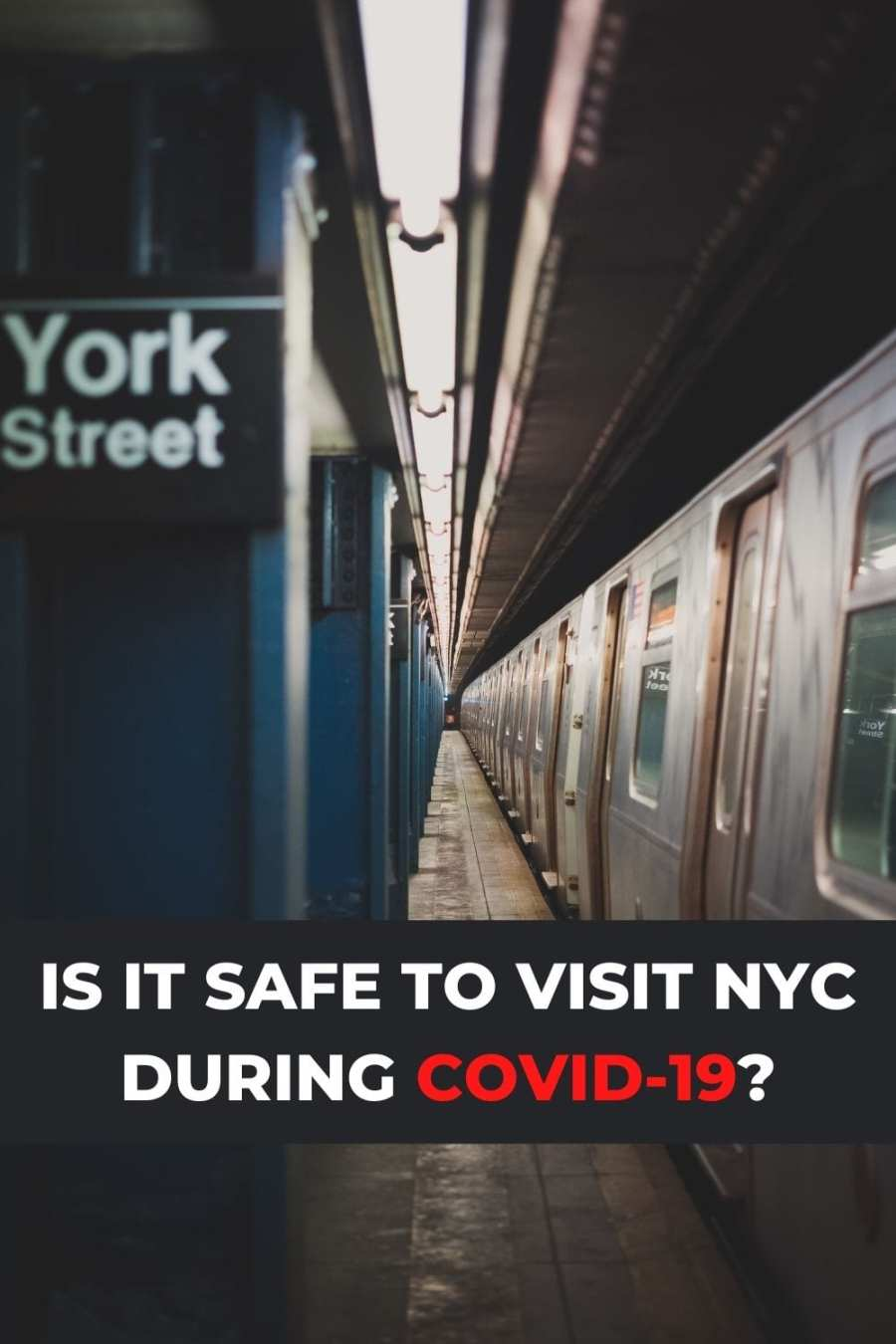New York safe to visit - COVID-19