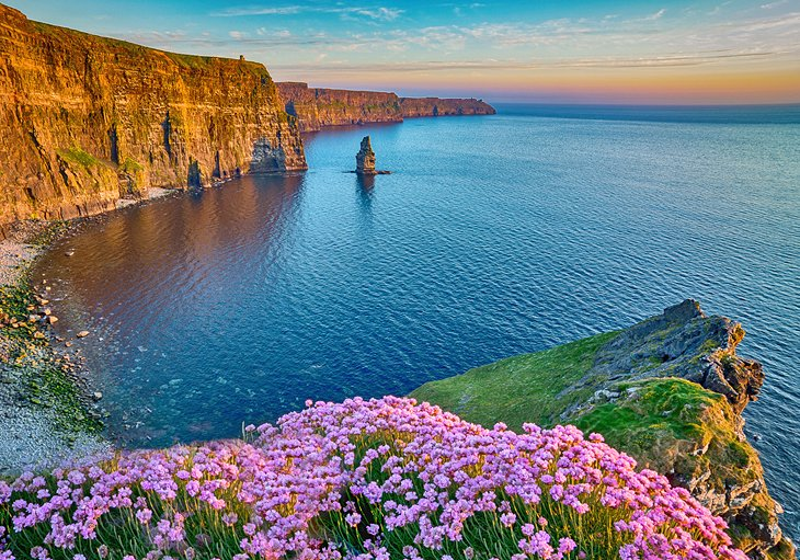 The Cliffs of Mother, Ireland