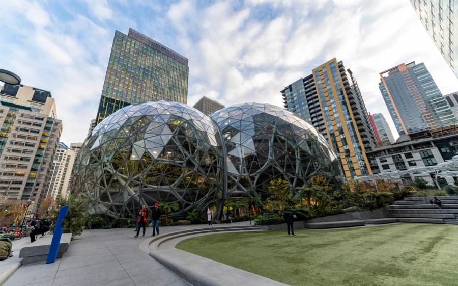 Amazon World Headquarters