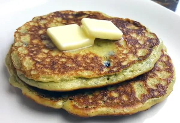 Gluten Free Low Carb Pancakes
