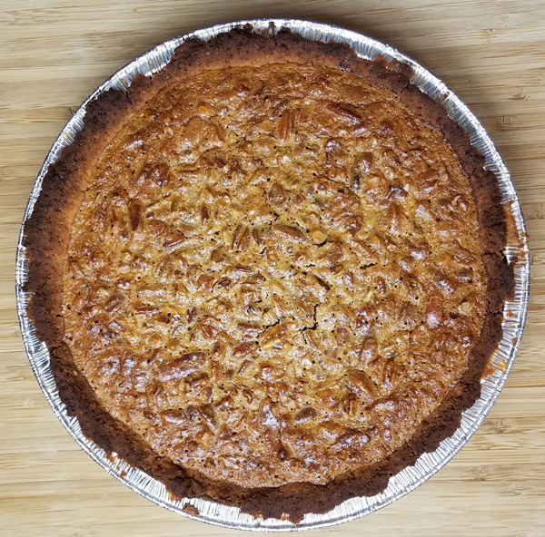 Perfect Keto Pecan Pie Recipe