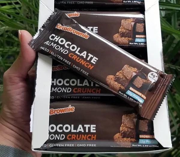 Keto Brownie Bars - The Last Box On Earth!