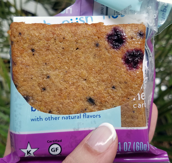 Low Carb Replacement for Blueberry Muffins - Keeping it Keto!