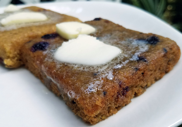 Keto Breakfast Ideas - Low Carb Snack Cakes