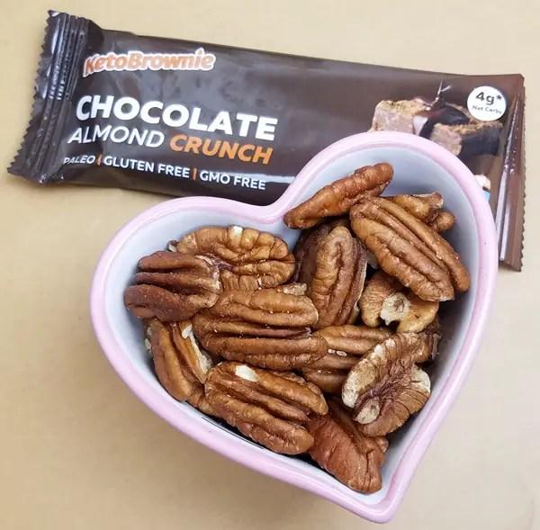 Keto Snacking - LCHF Foods