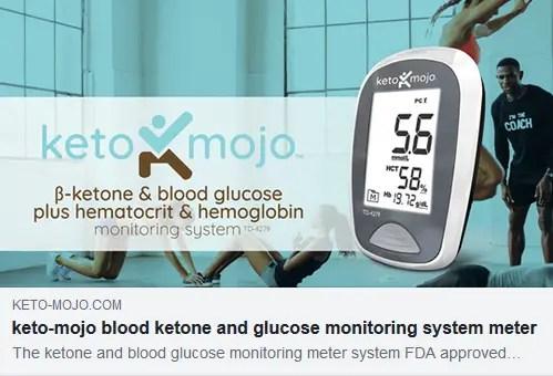 Blood Glucose and Ketone Testing Meter