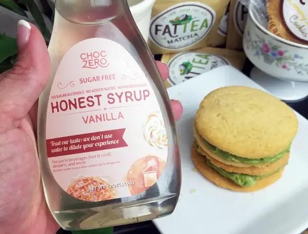 Sugar Free Vanilla Syrup - Keto Friendly