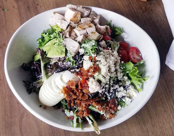 Keto Meal at Eureka in Austin TX