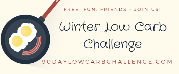 Winter 2018 Low Carb Challenge