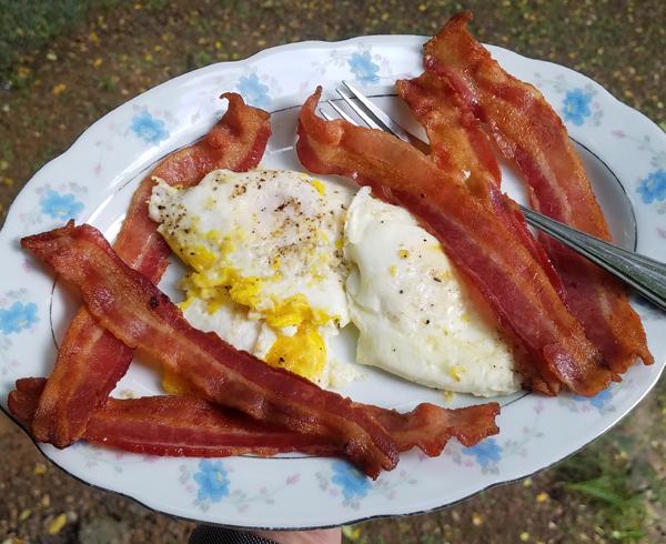 Simple Keto Breakfast - Low Carb Food Diaries