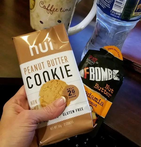 Packaged Keto Snacks
