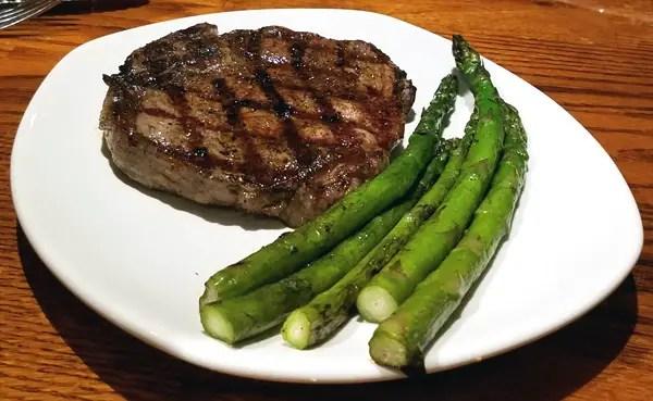 Easy Keto Dinner at Outback Steakhouse