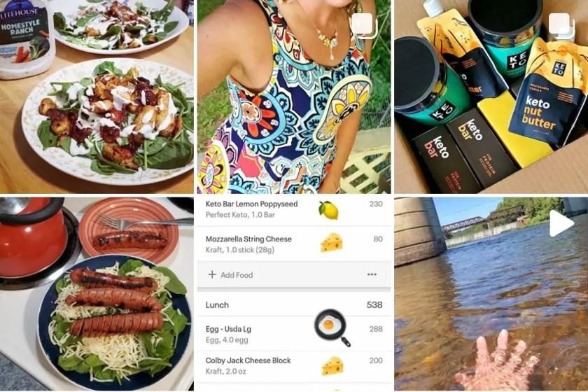 2020 Keto Life and Food Diary