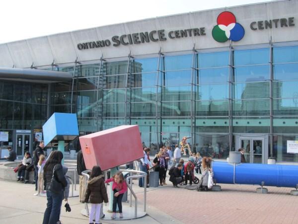 Toronto Ontario Science Museum