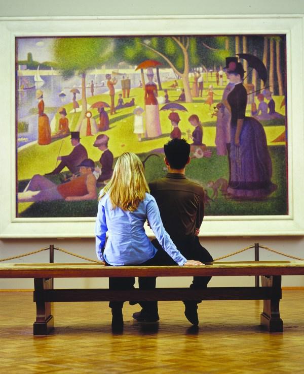 Art Institute Of Chicago' Kid-friendly Walk- Installation Traveling Mom