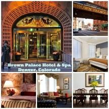 Hotel Brown Palace And Spa Denver Colorado