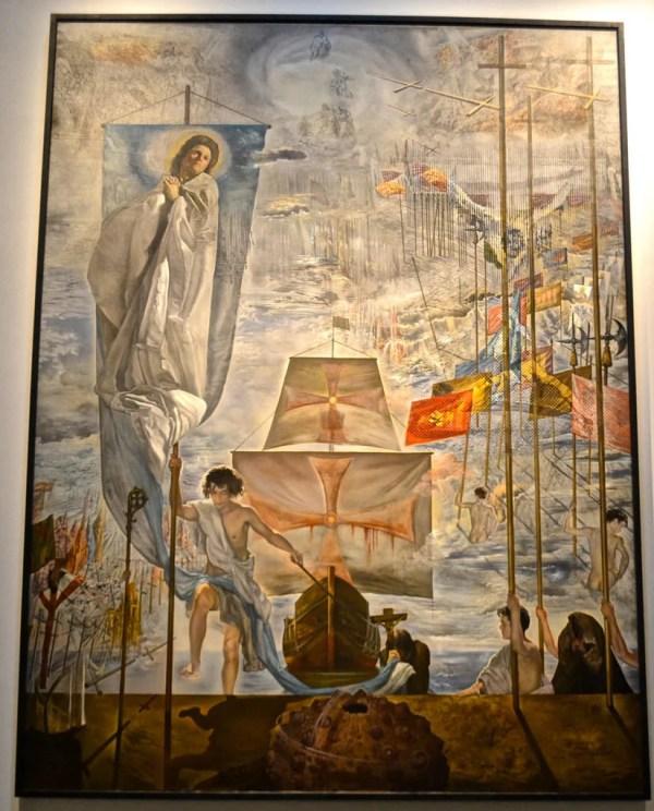 Salvador Dali Museum St. Petersburg Fl Travelingmom