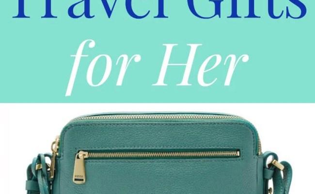 Best Travel Gifts For Women Gift Guide Travelingmom