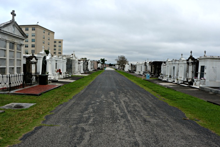 """Put """"cemetery tour"""" on your list of New Orleans Beyond Bourbon Street things to do and see"""
