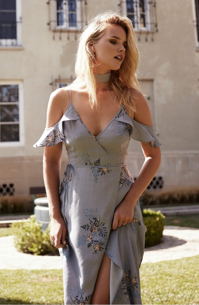 Wrap Dress | Photogenic Dress to Travel With This Summer | Summer Wardrobe | Summer Must-Haves