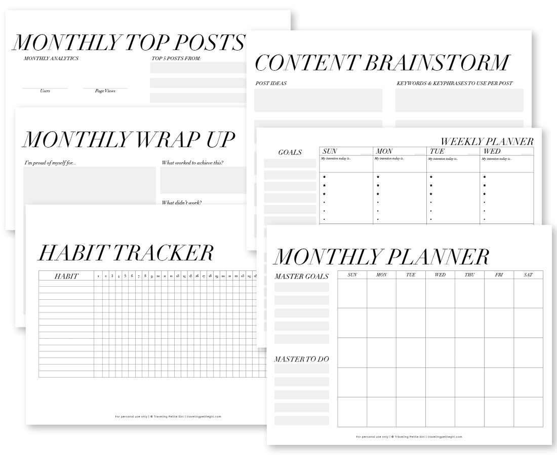 This is a graphic of Bullet Journal Printable within savings tracker