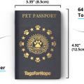 Tagsforhope Pet passport