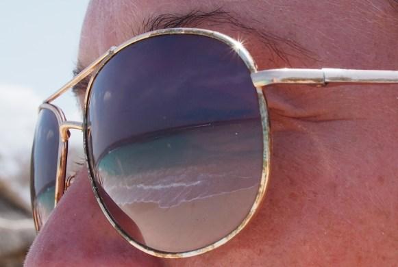 Johanna blickt durch die karibische Brille
