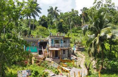 Haus in den Bergen, Jamaika