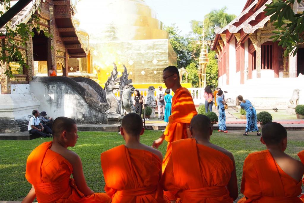 Chiang Mai Wat Phra Sing