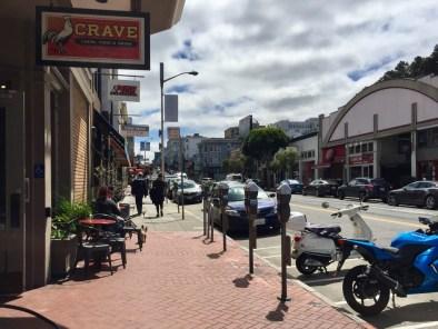 Poke Street San Francisco