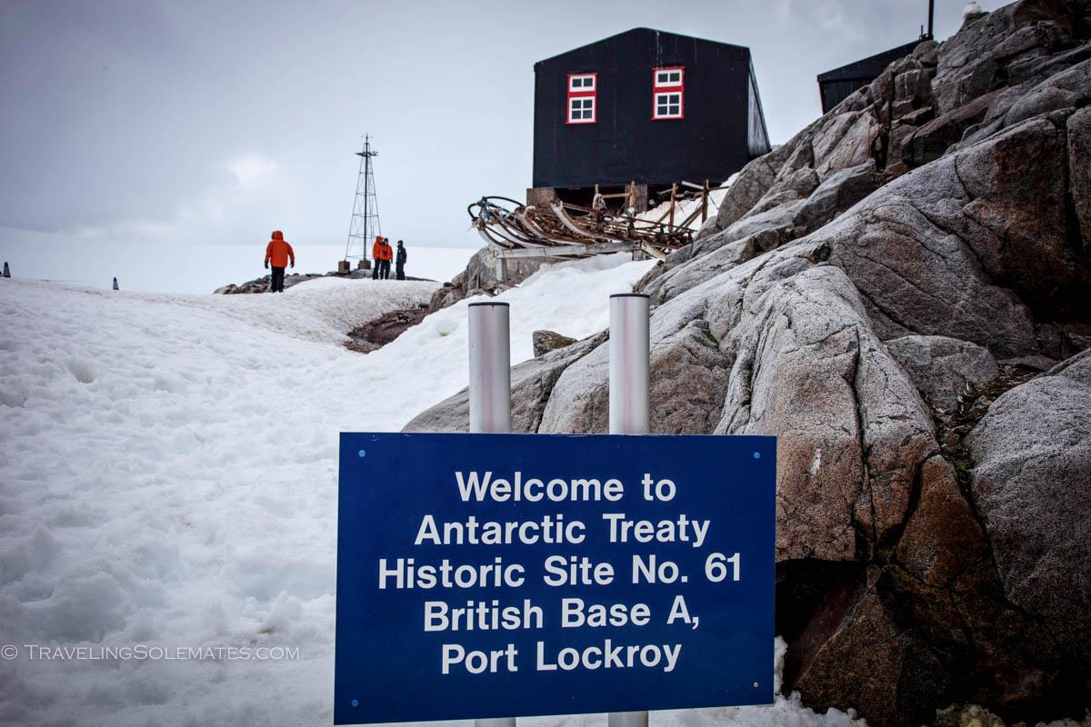 Lindblad Expeditions Antarctica