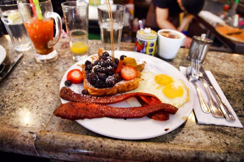 For Its Tops Coffee Best Breakfast Spots Before San Francisco Pride 2016