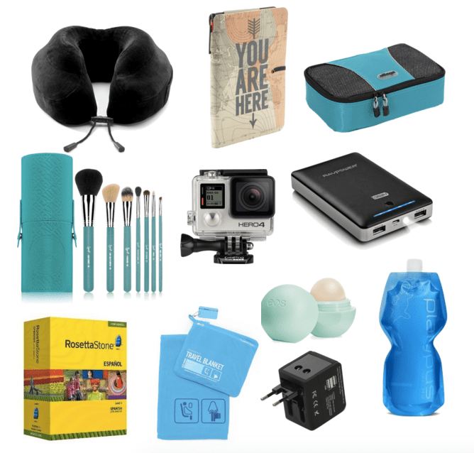 Holiday Gift Guide for the Traveler | Traveling Spud