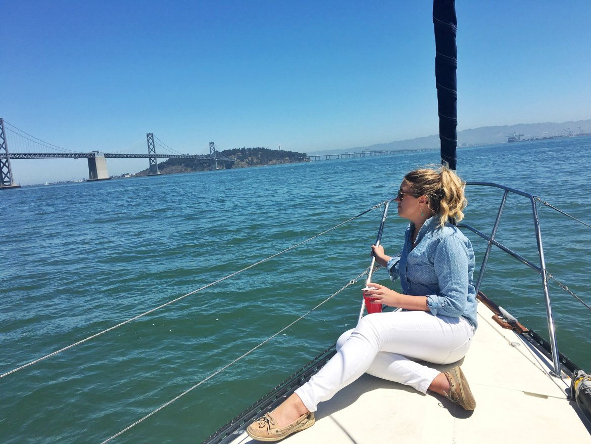 Sailing the San Francisco Bay
