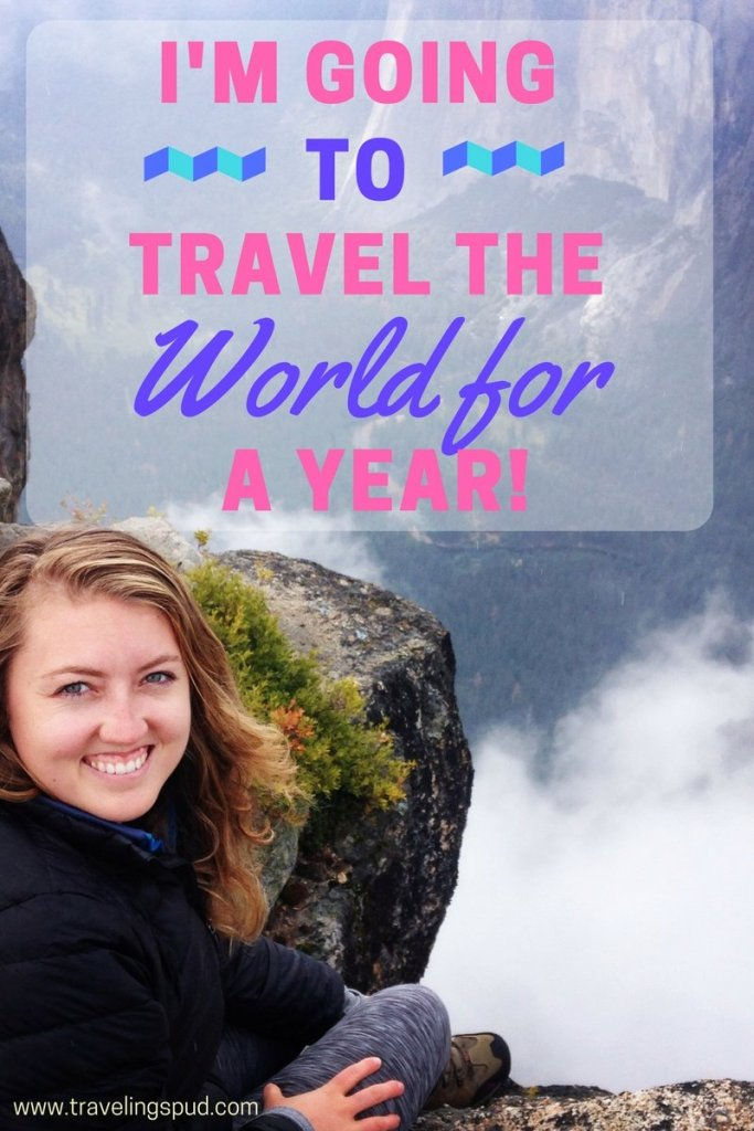 I Quit My Job and Am Going to Travel for a YEAR | Traveling Spud
