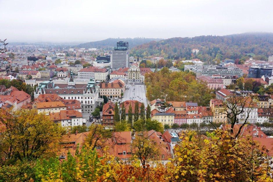 Exploring the Charming City of Ljubljana Slovenia