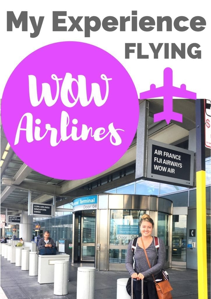 WOW Airlines Review