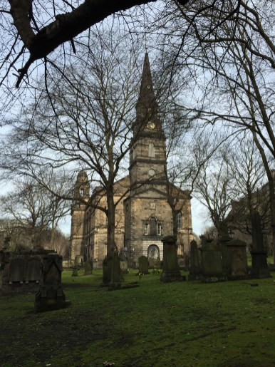St. Cuthbert's Cemetery