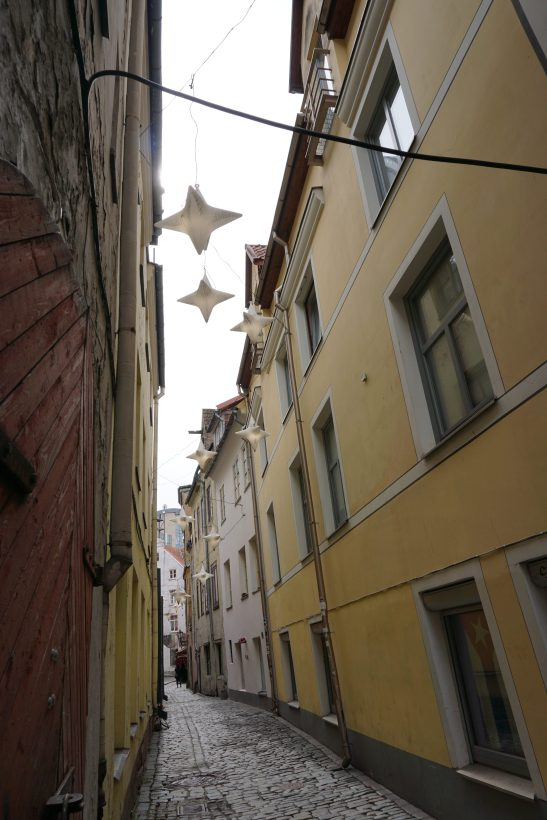 Old Town Riga