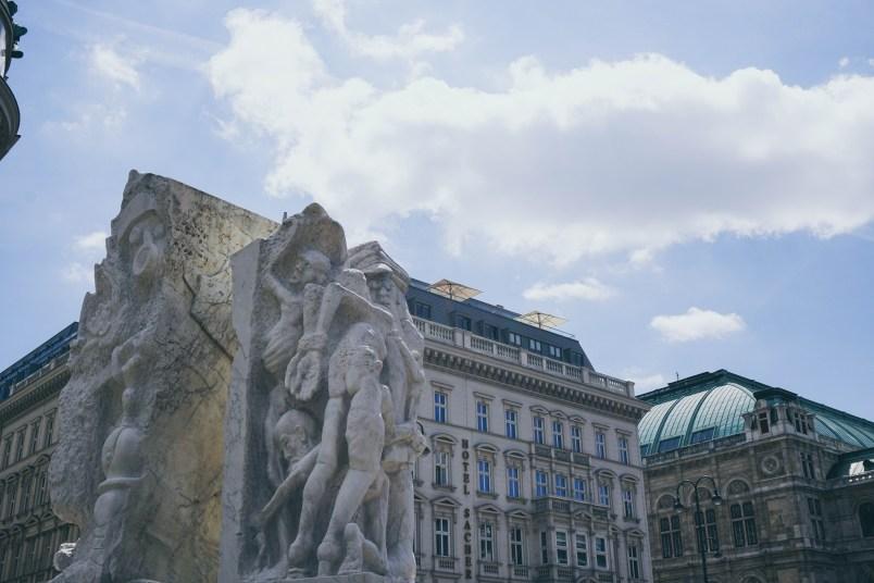 Memorial of War + Fascism